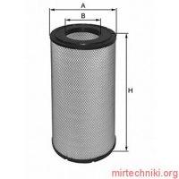 HP2555 Fil Filter