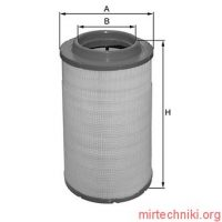 HP2611 Fil Filter