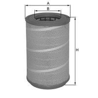 HP2610 Fil Filter