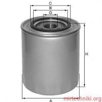 ZP541 Fil Filter