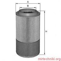 HP2656 Fil Filter