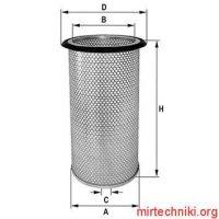 HP498 Fil Filter