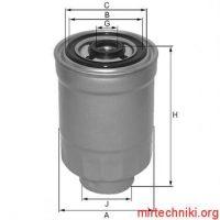 ZP522F Fil Filter