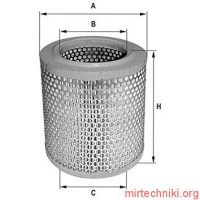 HPU645 Fil Filter