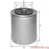 ZP541C Fil Filter