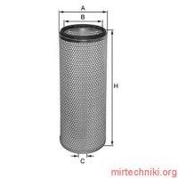 HP4636 Fil Filter