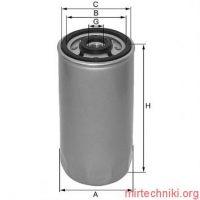 ZP526CF Fil filter