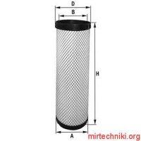 HP2576 Fil Filter