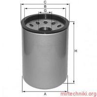 ZP3051MG Fil Filter