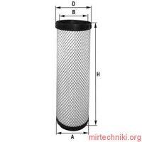 HP2510 Fil Filter