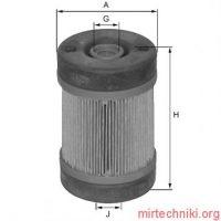 MUE1592 Fil filter