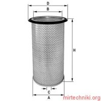 HP496 Fil Filter