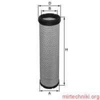 HP2502 Fil Filter